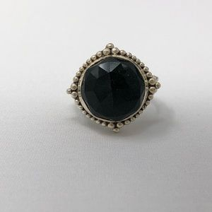 Sterling Silver Ring, Size 7